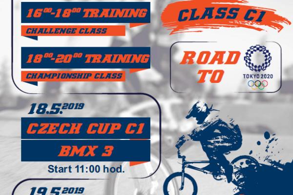 UCI Race - English Version | TJ BMX Pardubice